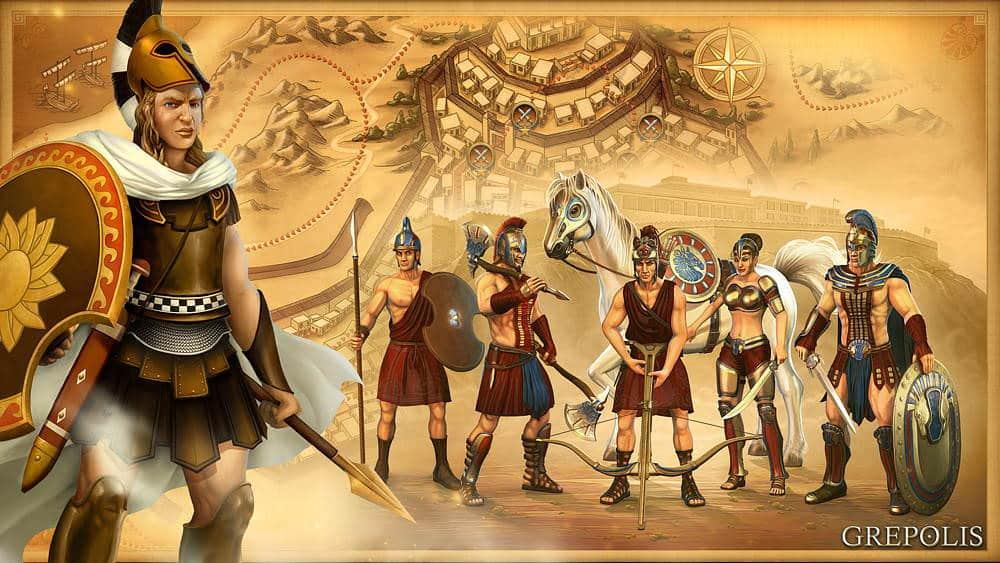 Grepolis Login